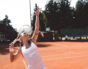 Tennis ball for tennis elbow