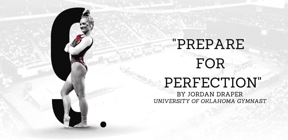 Prepare for Perfection by Jordan Draper